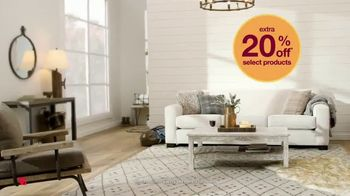 Overstock.com Fall Home Blowout TV Spot, 'Cozy Up to Savings' - Thumbnail 6