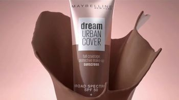 Maybelline New York Dream Urban Cover TV Spot, 'Cobertura impecable' con Gigi Hadid [Spanish] - Thumbnail 7