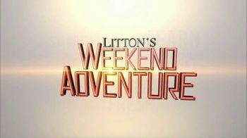 Litton Entertainment Weekend Adventure TV Spot, 'Heart of Heroes' - Thumbnail 9