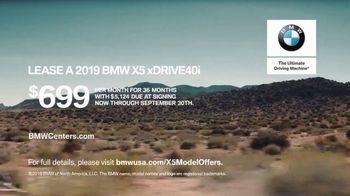 2019 BMW X5 TV Spot, 'Confidence Doesn't Take Detours' [T1] - Thumbnail 10