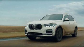 2019 BMW X5 TV Spot, 'Confidence Doesn't Take Detours' [T1]