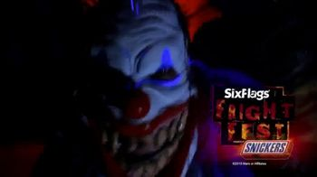 Six Flags Fright Fest Opening Sale TV Spot, 'The Haunt' - Thumbnail 3