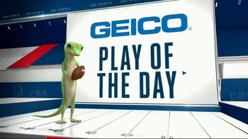 GEICO TV Spot, 'Play of the Day: Jamal Agnew' - Thumbnail 8