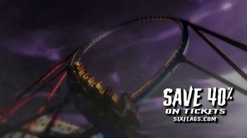Six Flags Fright Fest Opening Sale TV Spot, 'Take Your Fear for a Ride' - Thumbnail 7