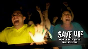 Six Flags Fright Fest Opening Sale TV Spot, 'Take Your Fear for a Ride' - Thumbnail 8