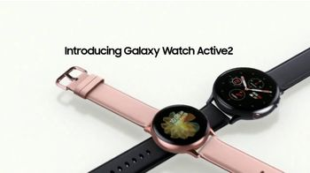 Samsung Galaxy Watch Active2 TV Spot, 'Insights'