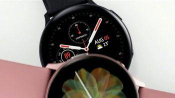 Samsung Galaxy Watch Active2 TV Spot, 'Insights' - Thumbnail 4