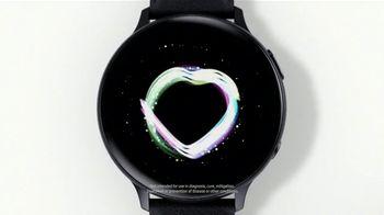 Samsung Galaxy Watch Active2 TV Spot, 'Insights' - Thumbnail 8