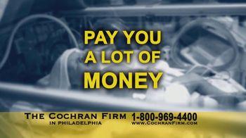The Cochran Law Firm TV Spot, 'Injuries at Birth' - Thumbnail 3