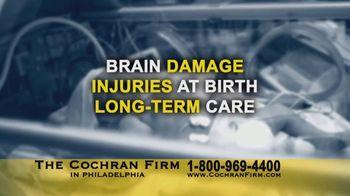 The Cochran Law Firm TV Spot, 'Injuries at Birth' - Thumbnail 4