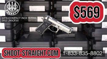 Shoot Straight TV Spot, 'Your Favorite Brands: Beretta Inox' - Thumbnail 7