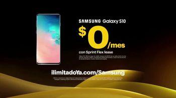 Sprint TV Spot, 'Llévate el Samsung GS10 a $0 dólares al mes' con Los Fantasmas del Caribe [Spanish] - Thumbnail 10