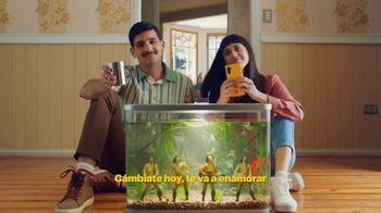 Sprint TV Spot, 'Llévate el Samsung GS10 a $0 dólares al mes' con Los Fantasmas del Caribe [Spanish] - Thumbnail 8
