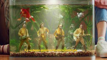 Sprint TV Spot, 'Llévate el Samsung GS10 a $0 dólares al mes' con Los Fantasmas del Caribe [Spanish] - Thumbnail 9