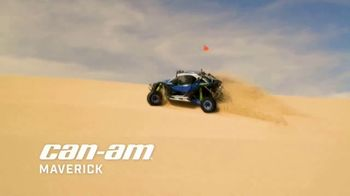 Can-Am Maverick TV Spot, 'For as Long as I Can Remember' Song by Oh the Larceny