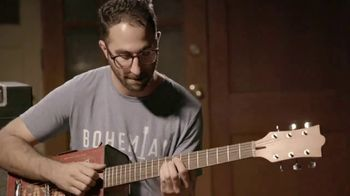 GMC TV Spot, 'Heroes Among Us: Bohemian Guitars' [T1] - Thumbnail 4