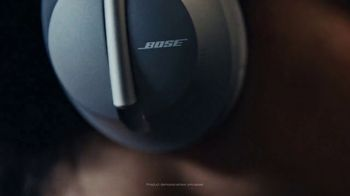 Bose Noise Cancelling Headphones 700 TV Spot, 'It's Beautiful Up Here: NFL' - Thumbnail 4