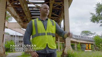 GMC TV Spot, 'Heroes Among Us: Safe Passage' [T1] - Thumbnail 3