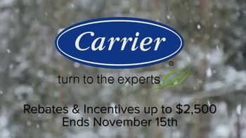 Carrier Corporation TV Spot, 'New Ways to Keep You Comfortable' - Thumbnail 10