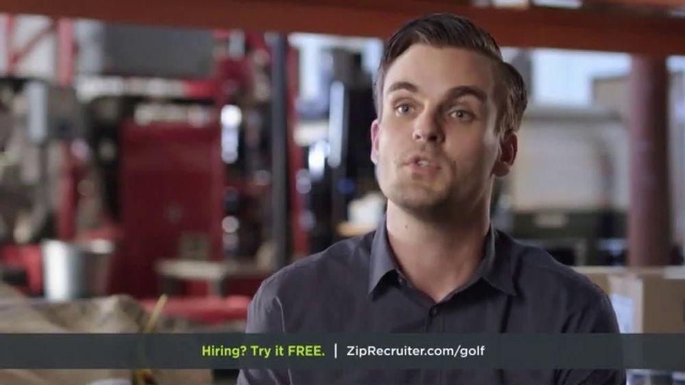 ZipRecruiter TV Commercial, 'Dillon'