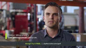 ZipRecruiter TV Spot, 'Dillon' - Thumbnail 3