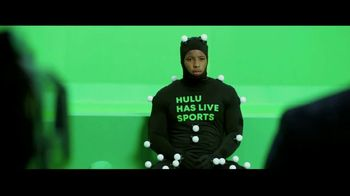 Hulu TV Spot, 'Hulu Has Live Sports: The Video Game' Featuring Saquon Barkley - Thumbnail 7