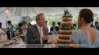 Charles Schwab Intelligent Portfolios Premium TV Spot, 'Beautiful Wedding' - Thumbnail 2