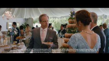 Charles Schwab Intelligent Portfolios Premium TV Spot, 'Beautiful Wedding' - Thumbnail 4