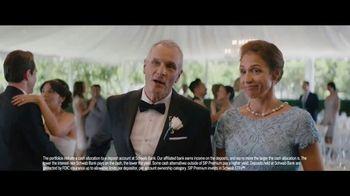Charles Schwab Intelligent Portfolios Premium TV Spot, 'Beautiful Wedding' - Thumbnail 5