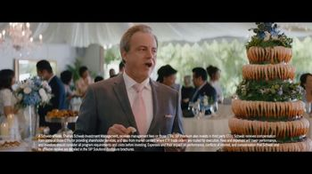 Charles Schwab Intelligent Portfolios Premium TV Spot, 'Beautiful Wedding' - Thumbnail 7