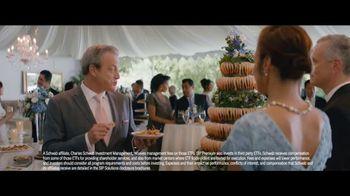 Charles Schwab Intelligent Portfolios Premium TV Spot, 'Beautiful Wedding' - Thumbnail 8