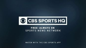 CBS Sports HQ TV Spot, 'No Nonsense' - Thumbnail 8