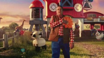 Fisher-Price TV Spot, 'Let's Be Kids' Featuring John Goodman - Thumbnail 4