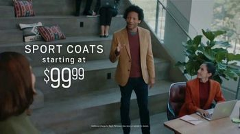 Men's Wearhouse TV Spot, 'Good on You: Look That Moves' - Thumbnail 5