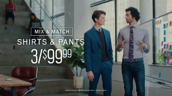 Men's Wearhouse TV Spot, 'Good on You: Look That Moves' - Thumbnail 6