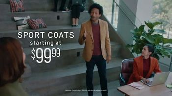 Men's Wearhouse TV Spot, 'Good on You: Moves Without Stretching Your Wallet' - Thumbnail 3