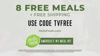 HelloFresh TV Spot, 'Margaret & Nick: Eight Free Meals' - Thumbnail 10