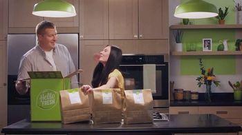 HelloFresh TV Spot, 'Margaret & Nick: Eight Free Meals' - Thumbnail 2