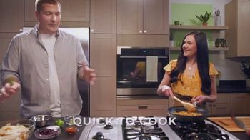 HelloFresh TV Spot, 'Margaret & Nick: Eight Free Meals'