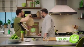HelloFresh TV Spot, 'Ryan & Ramsey: Eight Free Meals' - Thumbnail 2