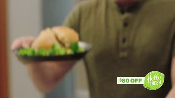HelloFresh TV Spot, 'Ryan & Ramsey: Eight Free Meals' - Thumbnail 5