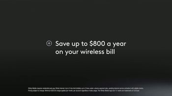 XFINITY Mobile TV Spot, 'All in the Numbers: Mobile and Internet Bundle: $250 Back' - Thumbnail 7