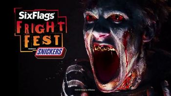 Six Flags Fright Fest TV Spot, 'The Haunt is Here: 2020 Season Pass' - Thumbnail 3