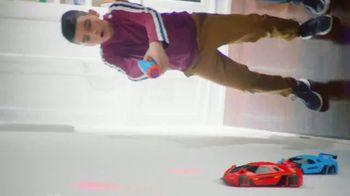 Air Hogs Zero Gravity Laser Racer TV Spot, 'Defy Gravity' - Thumbnail 5