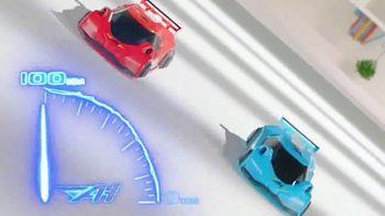 Air Hogs Zero Gravity Laser Racer TV Spot, 'Defy Gravity'