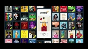 Audible Inc. TV Spot, 'Power in Listening' - Thumbnail 9