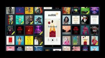 Audible Inc. TV Spot, 'Power in Listening' - Thumbnail 8