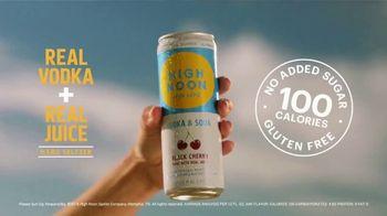 High Noon Sun Sips TV Spot, 'Tailgate' - Thumbnail 8