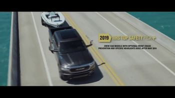 Ram 1500 TV Spot, 'On To Bigger Things: Safety First' Song by Vitamin String Quartet [T1] - Thumbnail 10