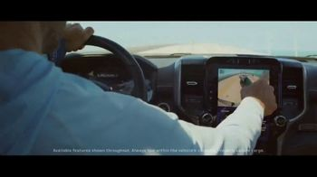 Ram 1500 TV Spot, 'On To Bigger Things: Safety First' Song by Vitamin String Quartet [T1] - Thumbnail 2